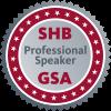 Professional Speaker der German Speakers Association