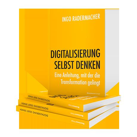 Digitalisierung selbst denken - Buch Digitalisierung