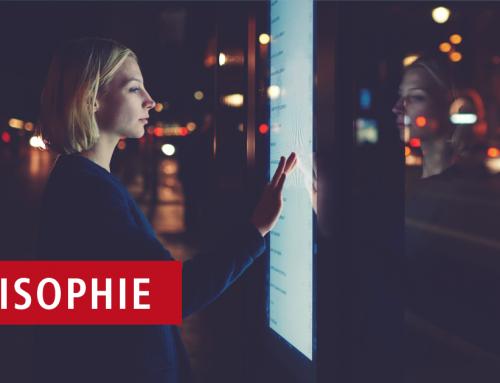 #Digisophie 4 | »Geil, es hat einen Touchscreen«