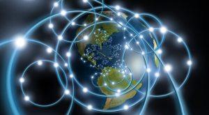 Grafik Globalisierung