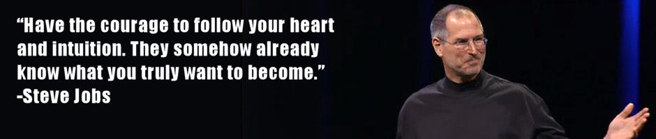 Zitat von Steve Jobs