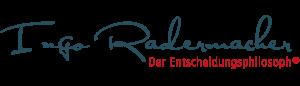 Keynote Speaker buchen: Ingo Radermacher | Der Entscheidungsphilosoph®
